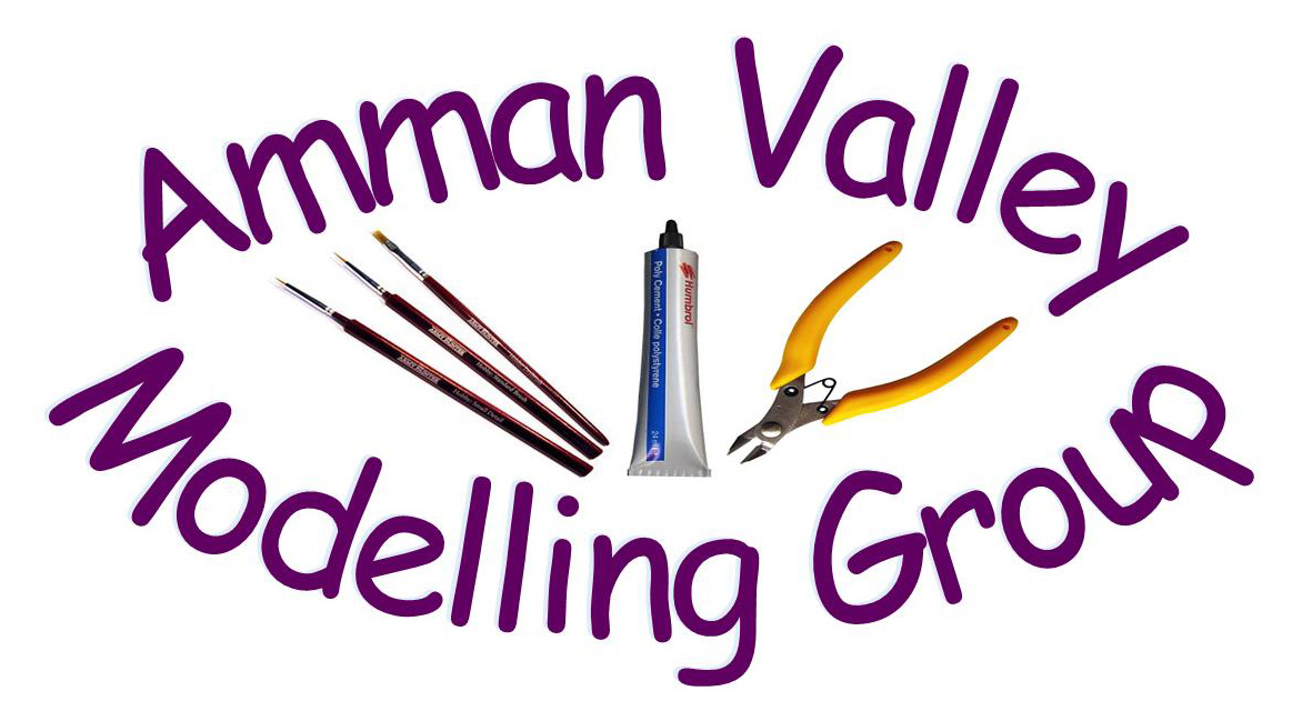 Click to go to Amman Valley Modelling Group